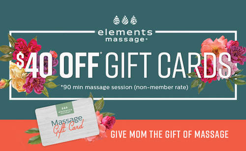 $40 off a 90-Minute Massage Session for Mother's Day