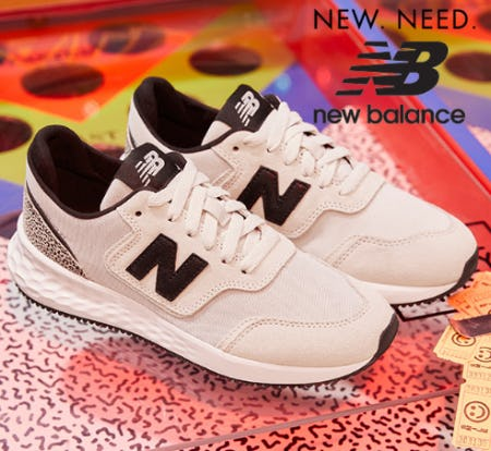 Just-Dropped New Balance Styles for You