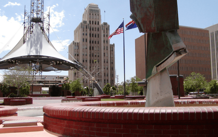 Look How Far We've Come: Happy 140th Anniversary Downtown Phoenix